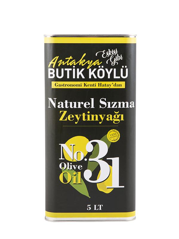 Zeytinyağı Naturel Sızma 5 LT